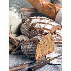 Ekşi Mayalı Karakılçık Ekmeği