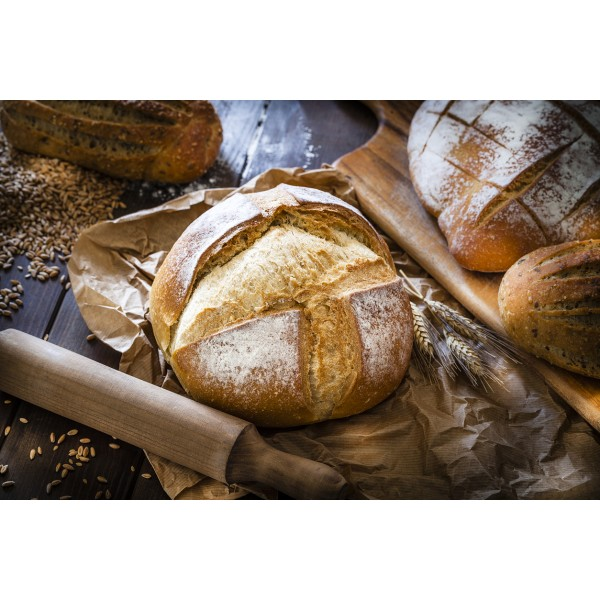Kula Ekşi Mayalı Ekmek