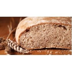 Tam Buğdaylı Ekşi Mayalı Ekmek