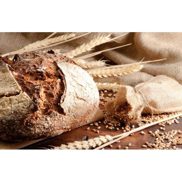 Ekşi Mayalı Siyez Ekmeği